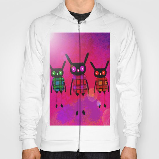 Creatures without names Hoody