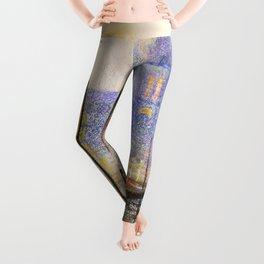 Lilac evening Leggings