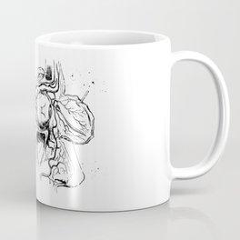 Eye arteries Coffee Mug