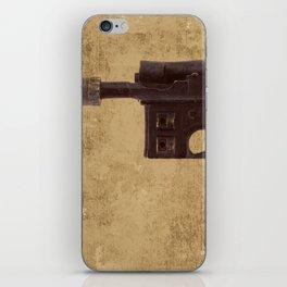Han Pistol - Blaster iPhone Skin