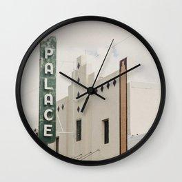 Palace, Marfa Wall Clock