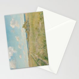 The Old Road to the Sea, 1893 Stationery Cards