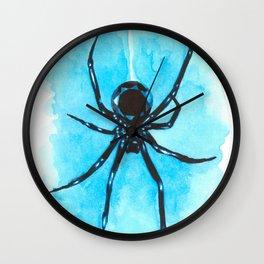 Diamond spider Wall Clock
