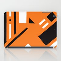 broadway iPad Cases featuring 7av. Broadway by Michal Gorelick