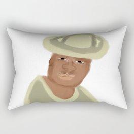 Southern Gentleman Rectangular Pillow