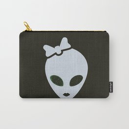 Female Alien. Carry-All Pouch
