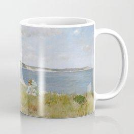 Idle Hours by William Merritt Chase Coffee Mug