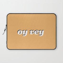 Oy vey Laptop Sleeve
