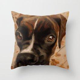 Teeka Throw Pillow