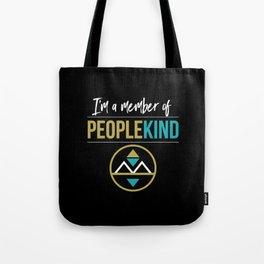 PeopleKind Tote Bag