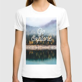 Go Explore T-shirt