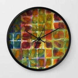 Coming upon Wall Clock