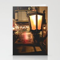 lantern Stationery Cards featuring Lantern  by Dillonmakar