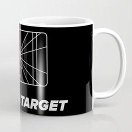Stay on target Coffee Mug