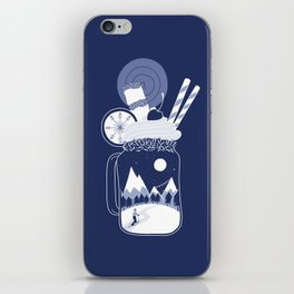 Whipped Cream Day iPhone Skin
