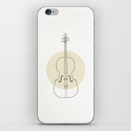 Cello II iPhone Skin