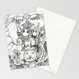 The Magus Stationery Cards