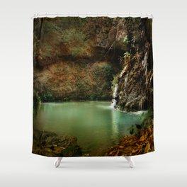 ISLAND STORIES XVI Shower Curtain