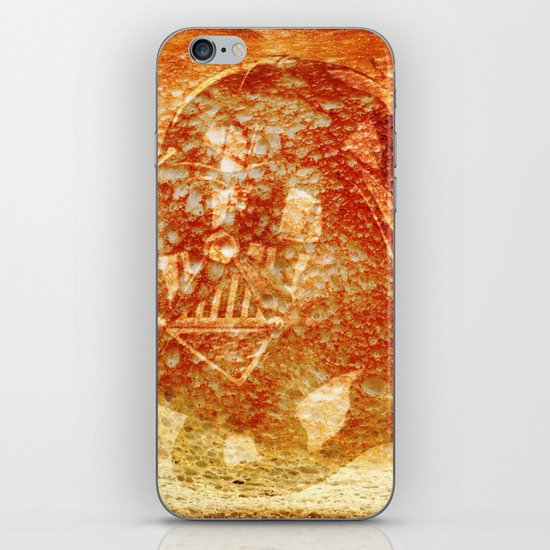 Darth Vader toast iPhone & iPod Skin