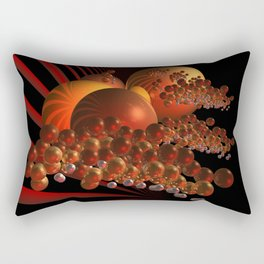 outside in the galaxy -2- Rectangular Pillow