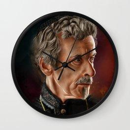 Cardinal Richelieu Wall Clock