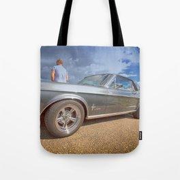 MUSTANG 302 Tote Bag