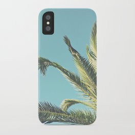 Summer Time II iPhone Case
