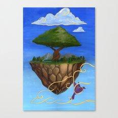 Eden Rises Canvas Print