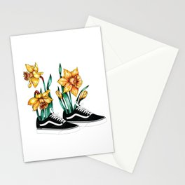 Vans & Narcissus Stationery Cards