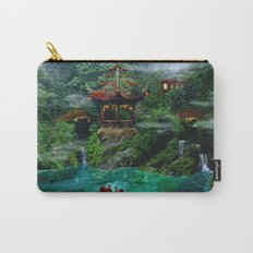 Tale of the Red Swans Carry-All Pouch