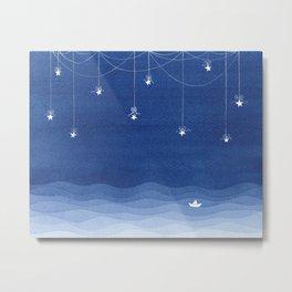 Stars from heaven Metal Print