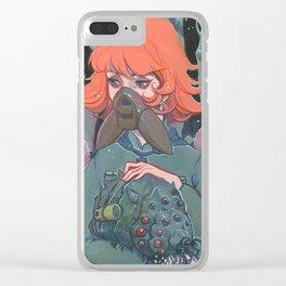 Spore Clear iPhone Case