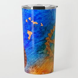 Ocean workings Travel Mug