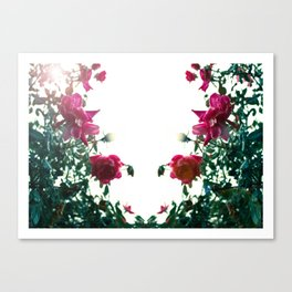 Tennessee Flowers  Canvas Print