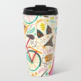 Seaside Cycle Travel Mug
