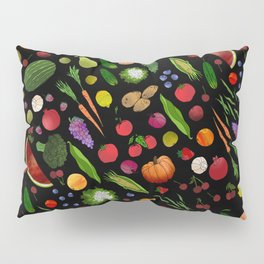 Farmers Market Pillow Sham