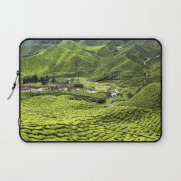 Cameron Highlands Tea Plantation Malaysia Laptop Sleeve