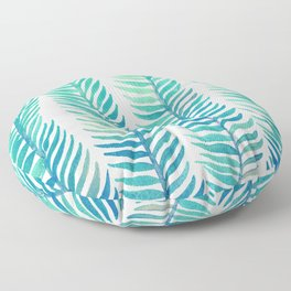 Seafoam Seaweed Floor Pillow