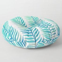 Seafoam Seaweed Floor Pillow