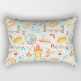 Adorable Prague Rectangular Pillow