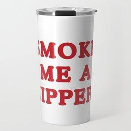 Kipper #1 Travel Mug