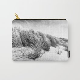 Sea and Sand, Kellogg Beach Dunes, Crescent City, Del Norte, California Carry-All Pouch