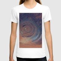 nasa T-shirts featuring eye in the sky, eye in the desert (nasa #01) by _mackinac
