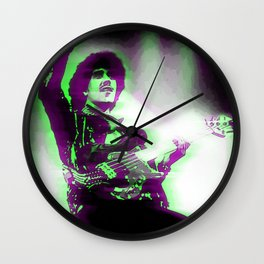 The Boys Are Back In Town Wall Clock