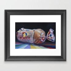 Wonder #2 Framed Art Print