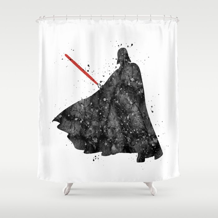 Darth Vader Star Wars Shower Curtain