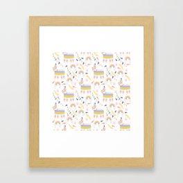 horses (1) Framed Art Print
