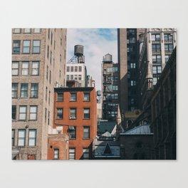 New York #1 Canvas Print