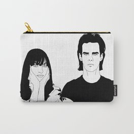 Nick and Susie Cave Carry-All Pouch