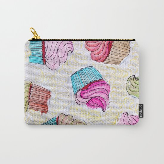 Cupcake dream Carry-All Pouch